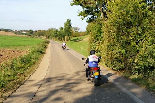 Motorrijbewijspoint Rotterdam examengarantie