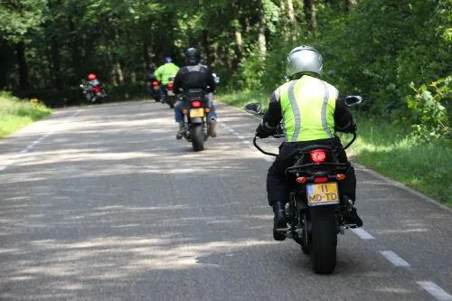 Motorrijbewijspoint Rotterdam motor lesplan