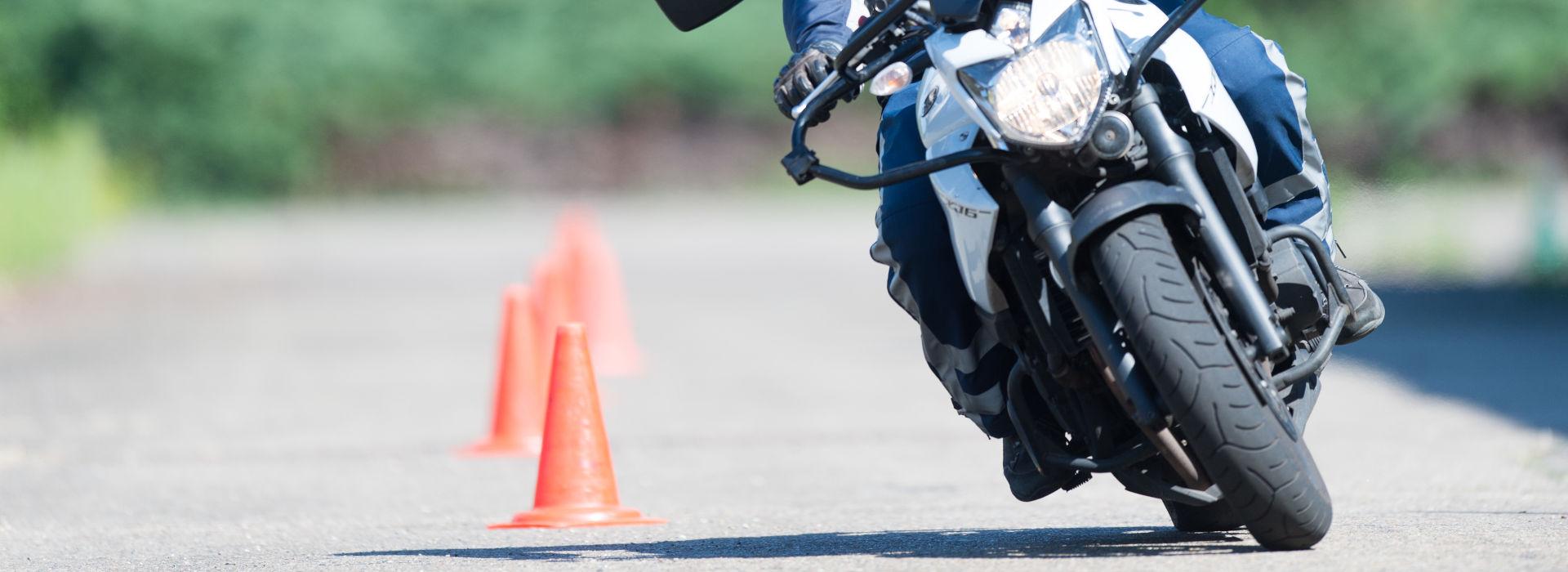 Motorrijbewijspoint Rotterdam motor rijvaardigheid