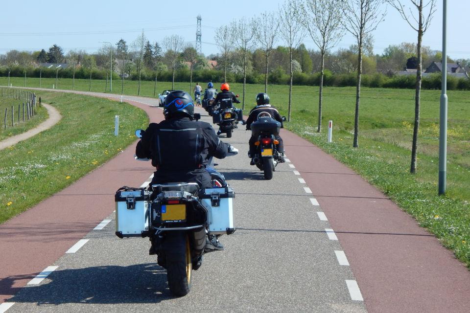 Motorrijbewijspoint Rotterdam motorrijlessen