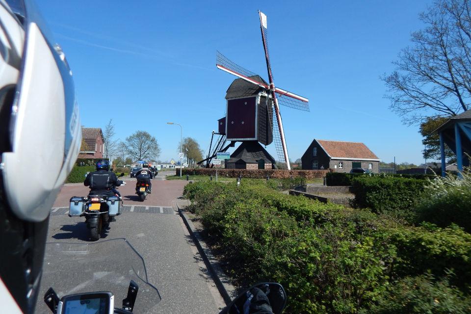 Motorrijbewijspoint Rotterdam motorrijlesplan